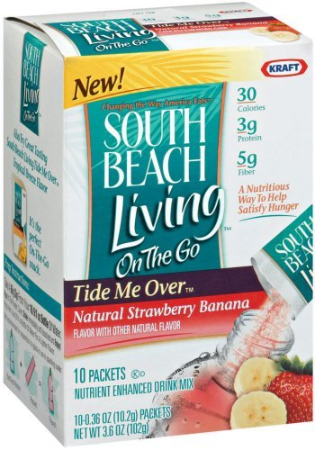 South Beach Living On The Go Drink Mix
